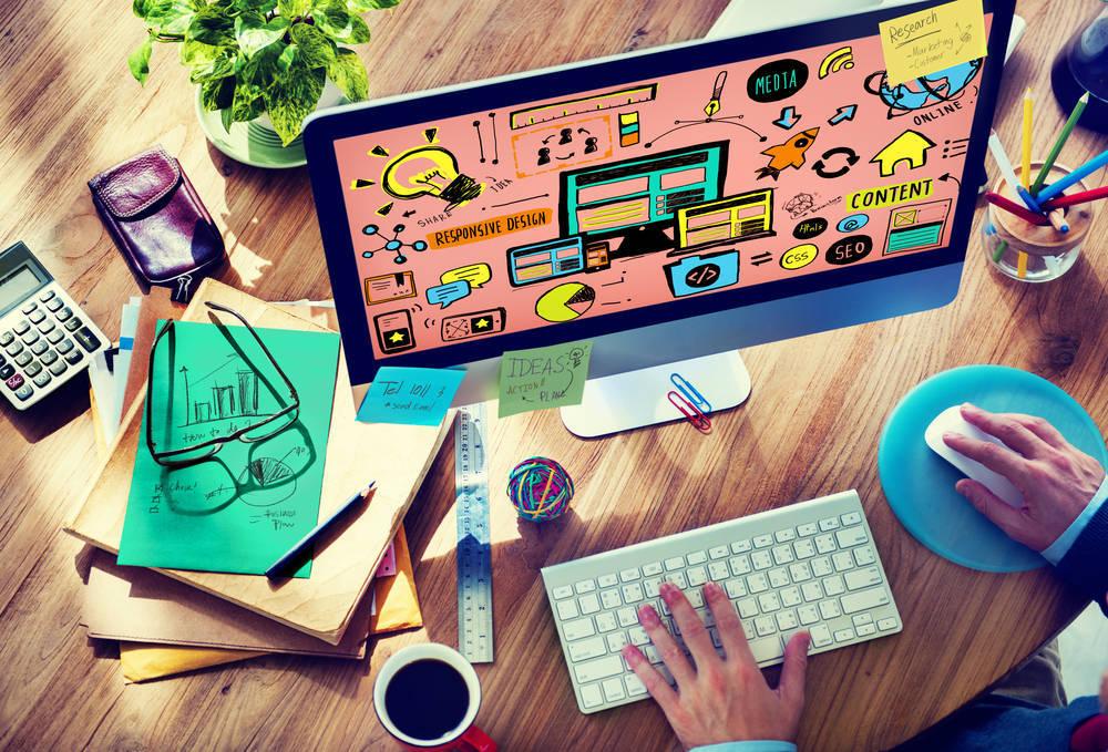 Contar con un buen diseño web ayuda al éxito de un negocio