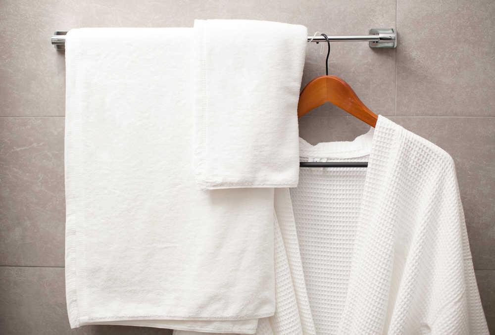 Las toallas, uno de los complementos más valorados en los hoteles