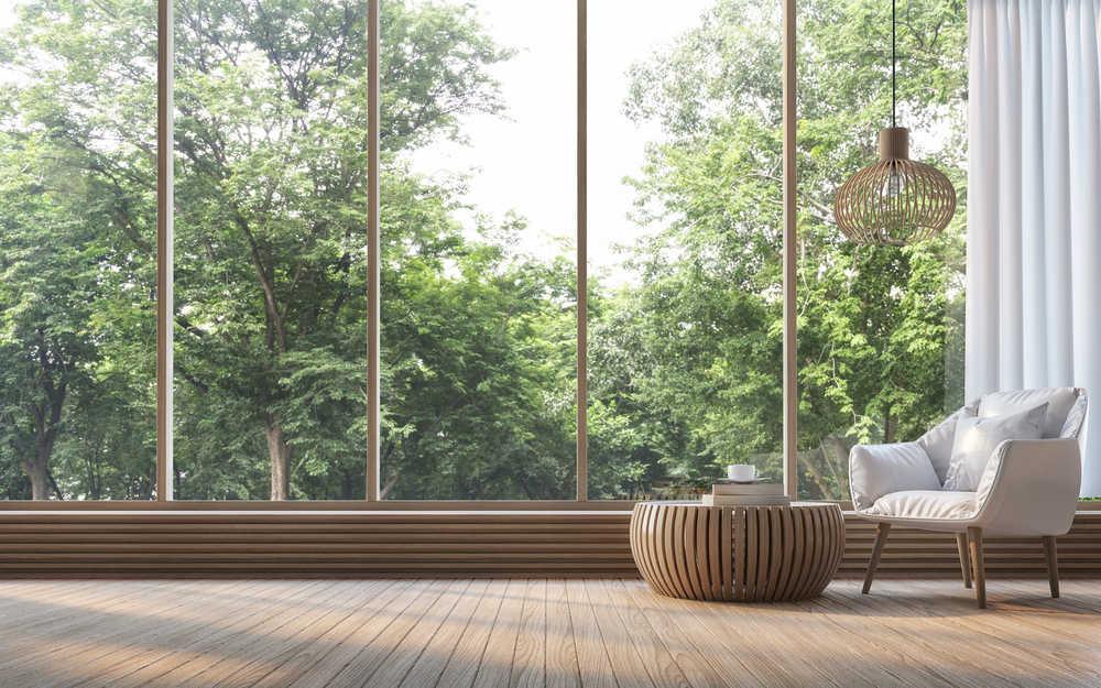 Cómo elegir las ventanas y cortinas perfectas para cada espacio de tu casa